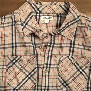 Boys Splendid long sleeve button down 12